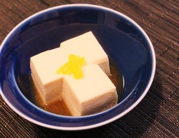 簡単!1分!ゆず温豆腐 (350x271)