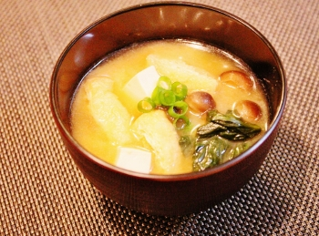大豆と野菜のお味噌汁 (350x259)