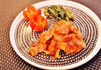 豚肉のバルサミコソテー (350x242)