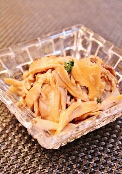 キノコのバター炒め (247x350)