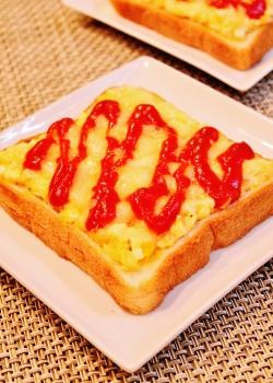 イベ長さんのトースト (250x350)
