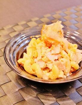 白菜in和風マカロニサラダ (275x350)