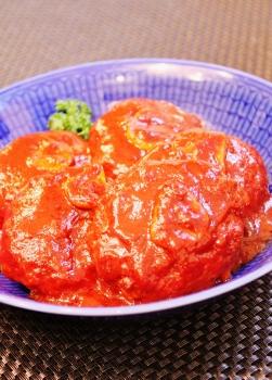お弁当用に作り置き 豚ひき肉ハンバーグ (251x350)