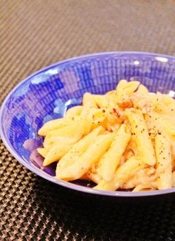 胡桃とチーズのパスタ (255x350)