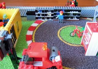 LEGO自動車工場17