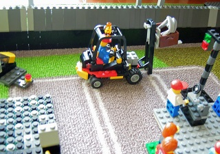 LEGO自動車工場18