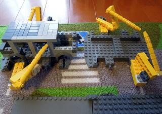 LEGO自動車工場2