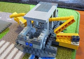 LEGO自動車工場3