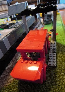 LEGO自動車工場5