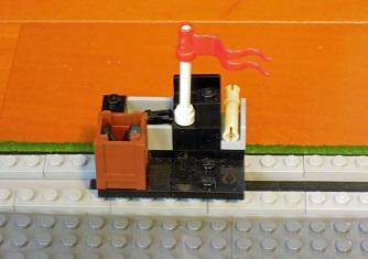 LEGO自動車工場7