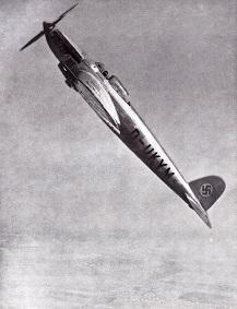 ハインケルHe70型昼間爆撃機