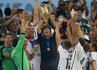 2014ブラジルW杯ドイツ優勝