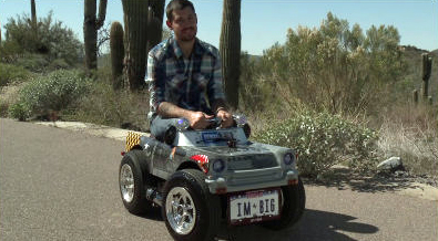 世界最小の車