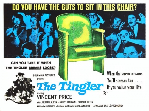 Tingler poster