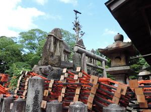 鳥居山頂blog21