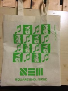 おみやげ:CDショップバッグ