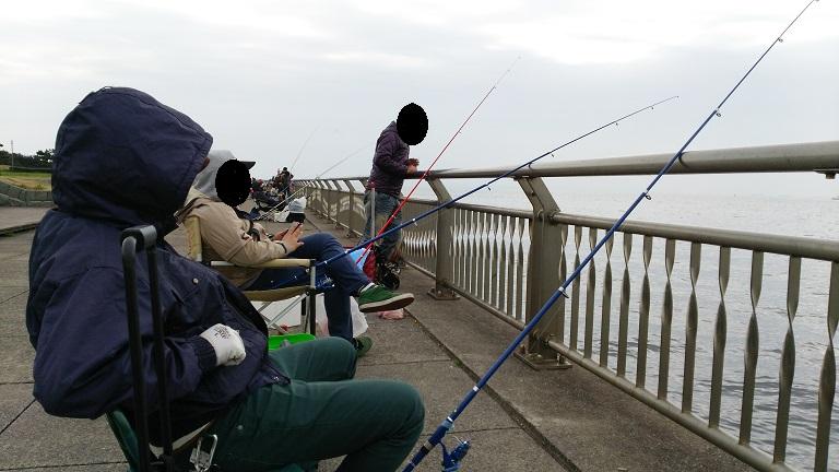 神奈川県川崎市海釣り2