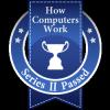 OUJ_MOOC_コンピュータのしくみII「コンピュータの構成」シリーズ合格バッジ