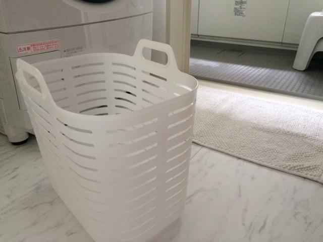 無印良品週間 洗面所・風呂 柔らかいランドリーボックス メッシュタイプ