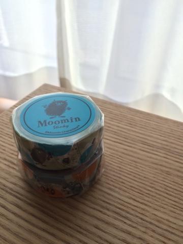 ムーミン マスキングテープ マステ 北欧雑貨