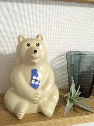 MK Tresmer エムケー トレスマー Polar Bear Money Box scope 北欧 フィンランド 白熊 白くま シロクマ オブジェ 貯金箱 置物 北欧雑貨 夏 着せ替え 模様替え