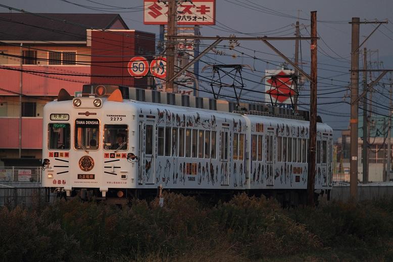 和歌山電鐵、10
