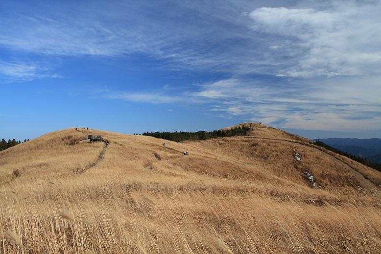 生石高原、2
