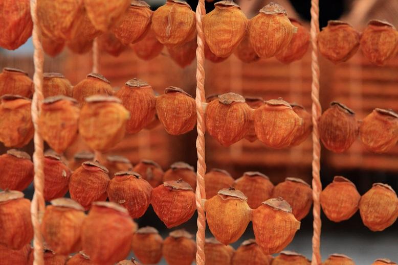 串柿の里 四郷、4