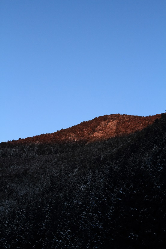 琵琶の滝、1
