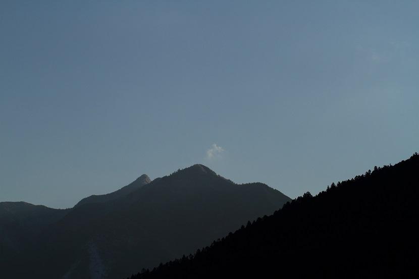 琵琶の滝、3