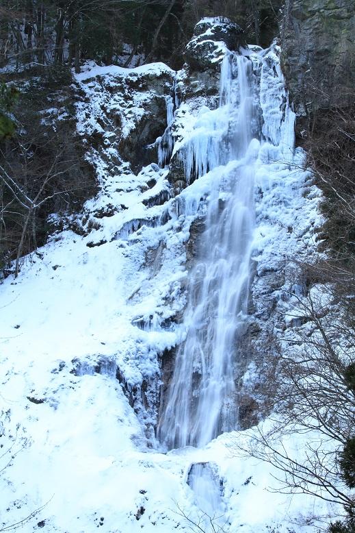 琵琶の滝、10