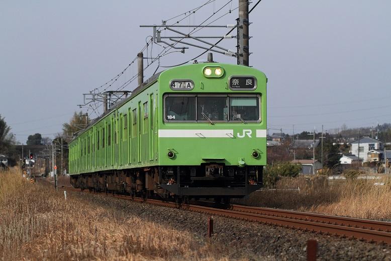 奈良線、3