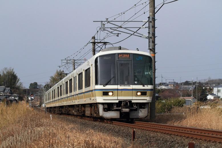 奈良線、2