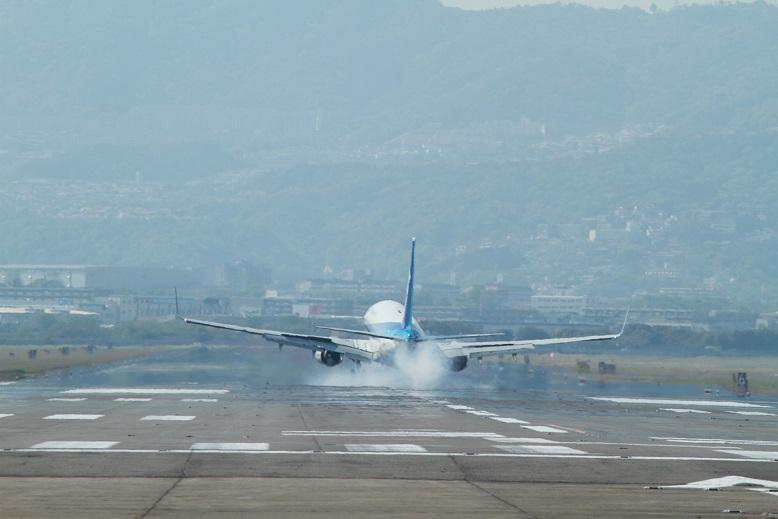 伊丹空港、11