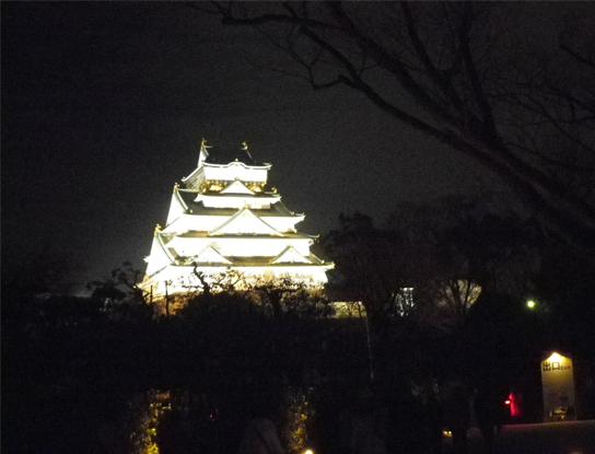 大阪城3D11
