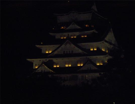 大阪城3D12