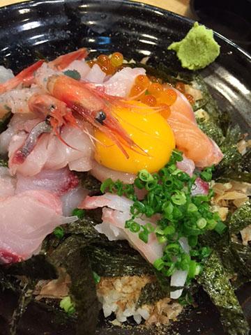 0706海鮮丼