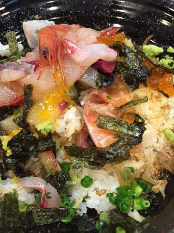 0706海鮮丼2