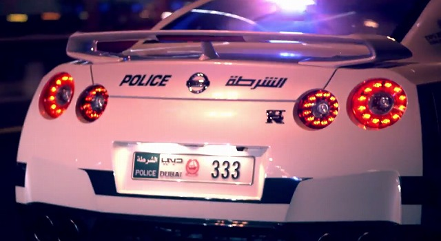 ドバイ警察