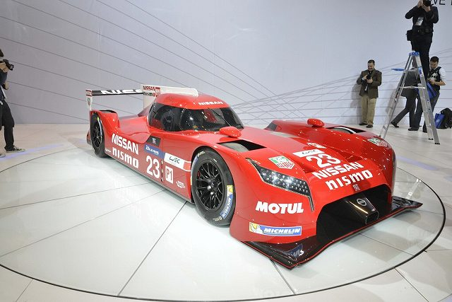 日産GT-R LMニスモ
