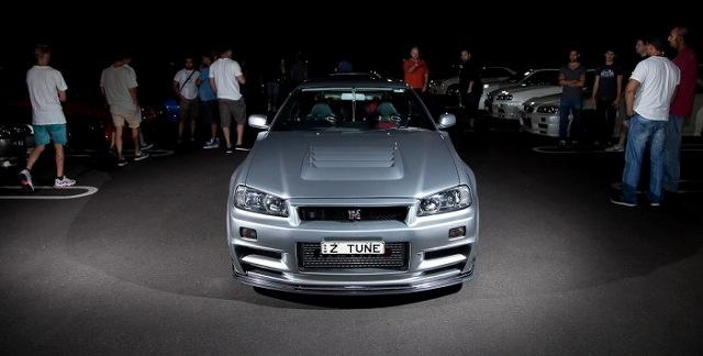 日産スカイラインR34 GT-R ニスモZチューン