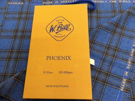 W.Billの春夏ジャケットのバンチブック