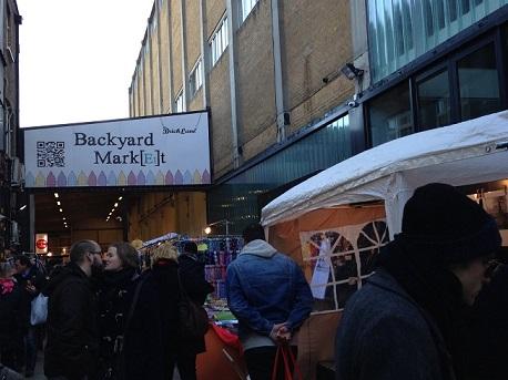 13 backyard market