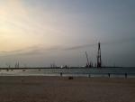 1月 the beach1