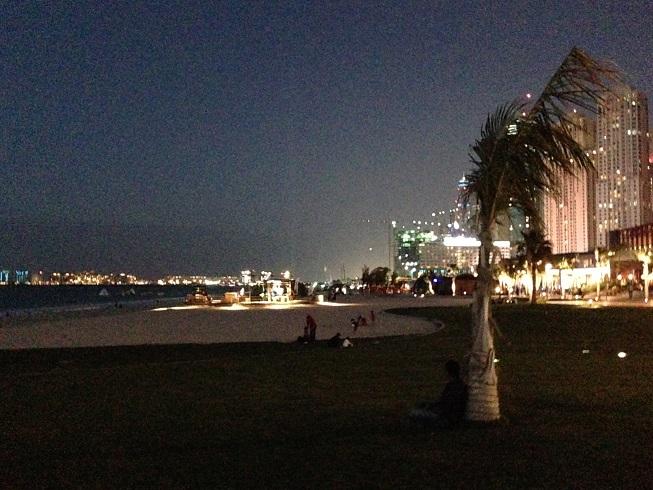 2月 the beach13