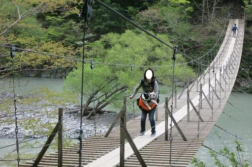 5-1ママつり橋④