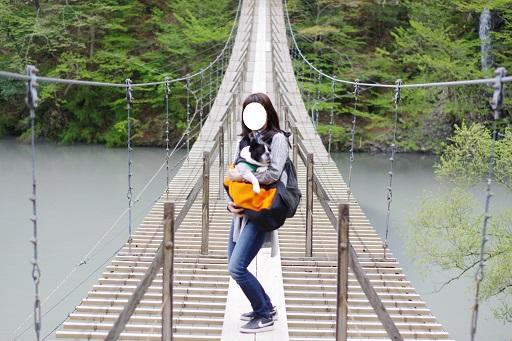 5-1ママつり橋①