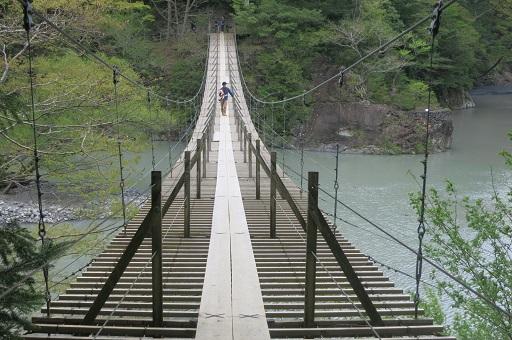 5-1パパつり橋⑤