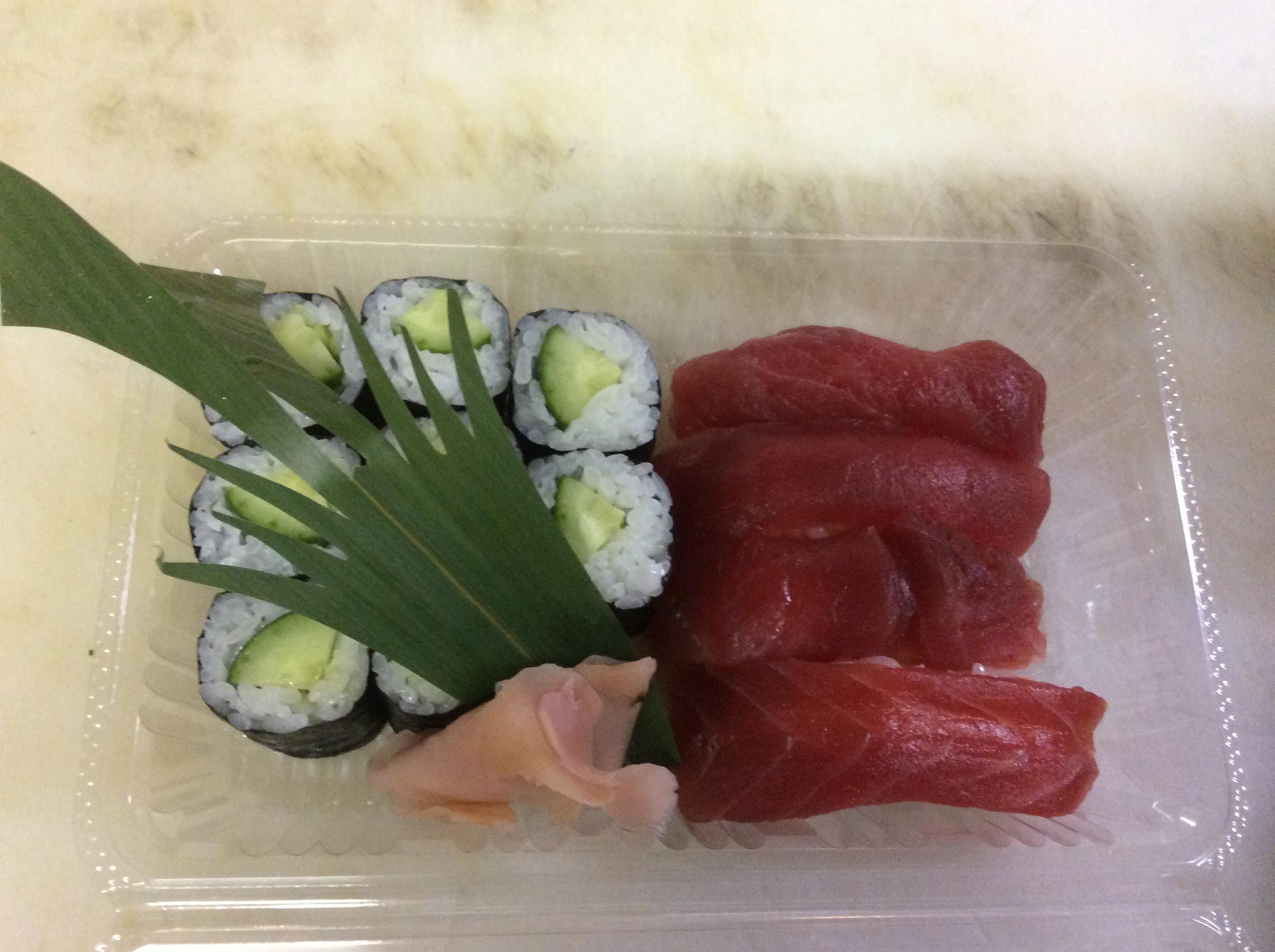 お寿司おみやげパック