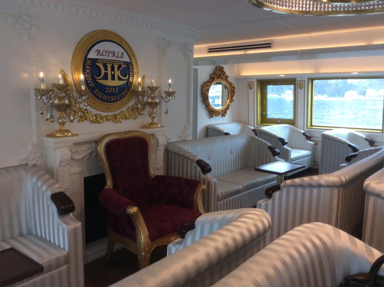 海賊船特別室